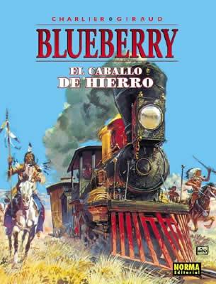 BLUEBERRY 03. EL CABALLO DE HIERRO