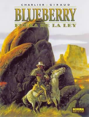 BLUEBERRY 10. FUERA DE LA LEY