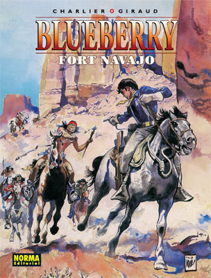 BLUEBERRY 16. FORT NAVAJO
