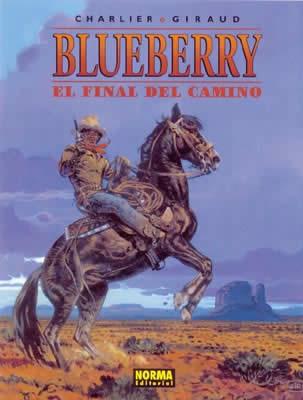 BLUEBERRY 26. EL FINAL DEL CAMINO