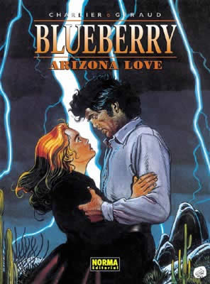 BLUEBERRY 29. ARIZONA LOVE