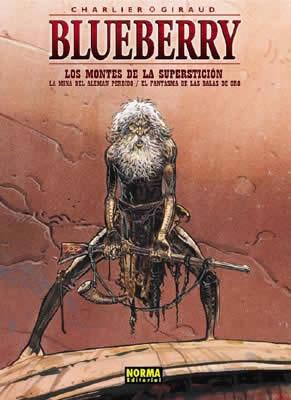 BLUEBERRY 43. ESPECIAL LA PELÍCULA. LOS MONTES DE LA SUPERSTICIÓN
