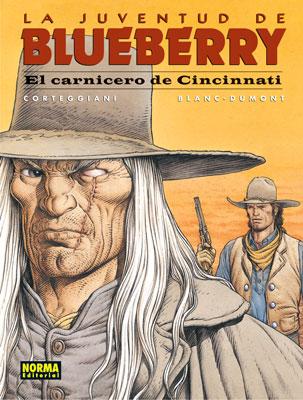 BLUEBERRY 46. EL CARNICERO DE CINCINNATI