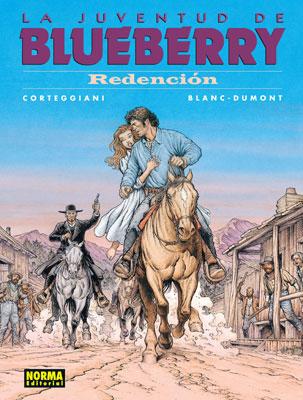 BLUEBERRY 52. REDENCIÓN