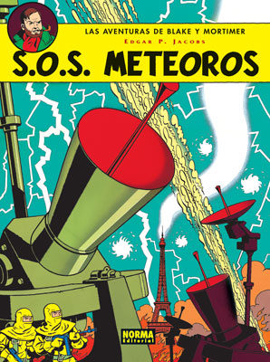 BLAKE Y MORTIMER 05. S.O.S. METEOROS
