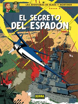 BLAKE Y MORTIMER 11. EL SECRETO DEL ESPADÓN 3