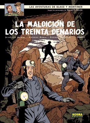BLAKE Y MORTIMER 20. LA MALDICIÓN DE LOS TREINTA DENARIOS (TOMO 2)