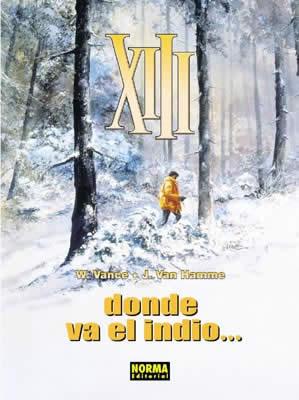 XIII 02. DONDE VA EL INDIO