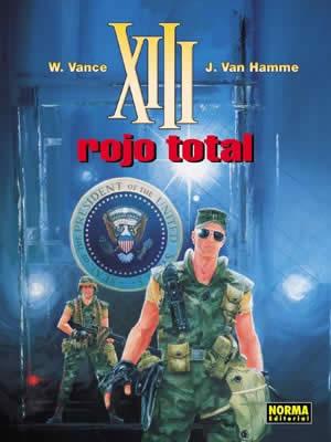 XIII 05: ROJO TOTAL
