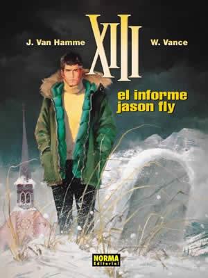XIII 06. EL INFORME JASON FLY