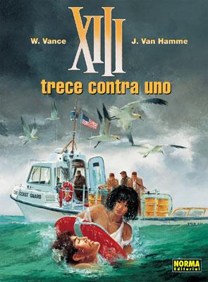 XIII 08. TRECE CONTRA UNO