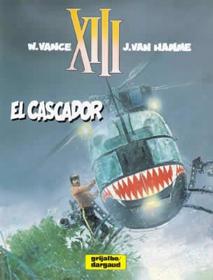 XIII 10. EL CASCADOR