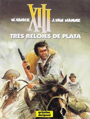 XIII 11. LOS TRES RELOJES DE PLATA