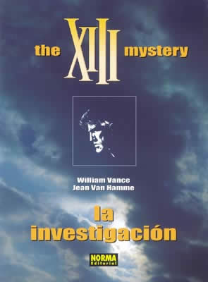 XIII 13. THE XIII MYSTERY