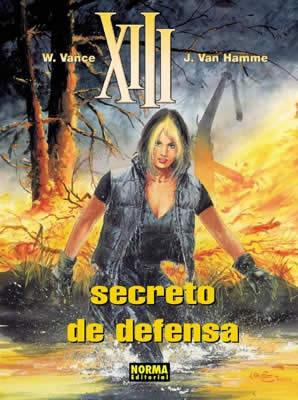 XIII 14. SECRETO DE DEFENSA