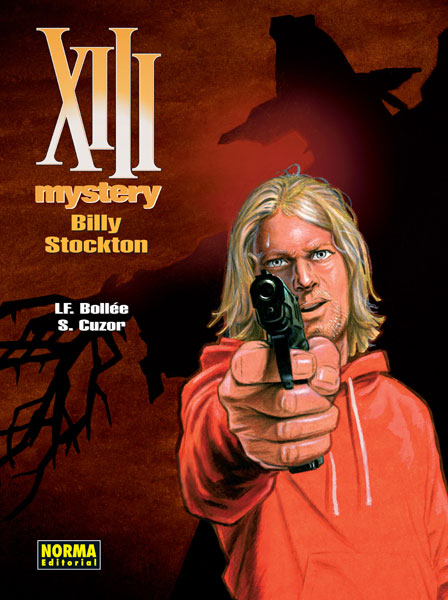 XIII MYSTERY 6. Billy Stockton