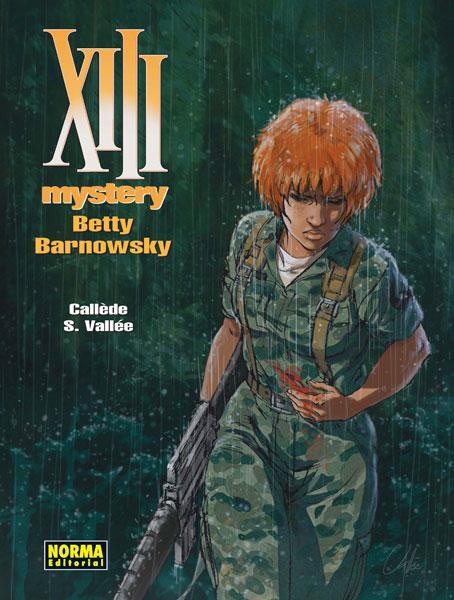 XIII MYSTERY 7. BETTY BARNOWSKY