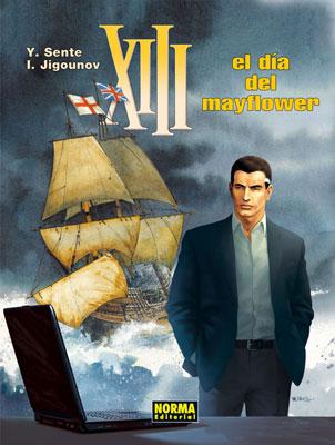 XIII 20. EL DÍA DEL MAYFLOWER