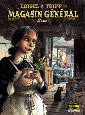 MAGASIN GÉNÉRAL 1. MARIE