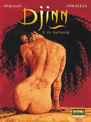 DJINN 03: EL TATUAJE