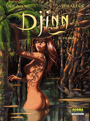 DJINN 08. FIEBRES
