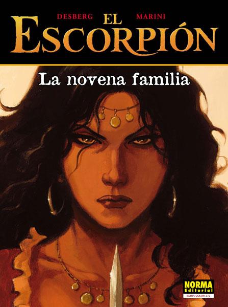 EL ESCORPIÓN 11. LA NOVENA FAMILIA