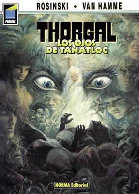 THORGAL 11: LOS OJOS DE TANATLOC