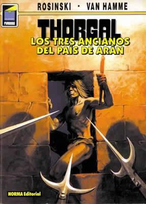 THORGAL 03: LOS TRES ANCIANOS DEL PAÍS DE ARÁN