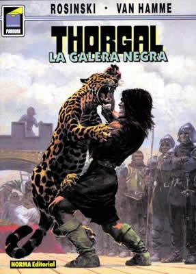 THORGAL 04: LA GALERA NEGRA