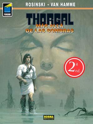 THORGAL 05: MÁS ALLÁ DE LAS SOMBRAS
