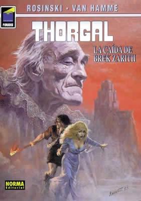 THORGAL 06: LA CAÍDA DE BREK ZARITH
