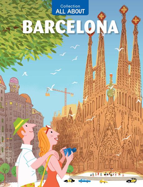 ALL ABOUT BARCELONA (Edición en inglés)