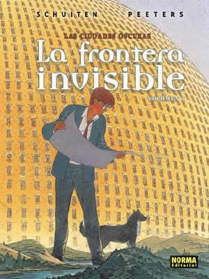 LAS CIUDADES OSCURAS 7. LA FRONTERA INVISIBLE 1