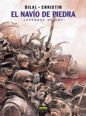 LEYENDAS DE HOY 2. EL NAVÍO DE PIEDRA