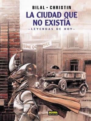 LEYENDAS DE HOY. LA CIUDAD QUE NO EXISTÍA