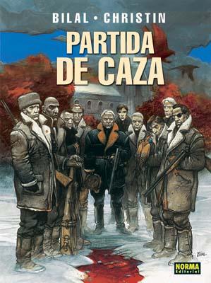 PARTIDA DE CAZA