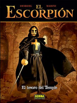 EL ESCORPIÓN 06. EL TESORO DEL TEMPLE (CARTONÉ)