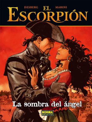 EL ESCORPIÓN 08. LA SOMBRA DEL ÁNGEL (CARTONÉ)
