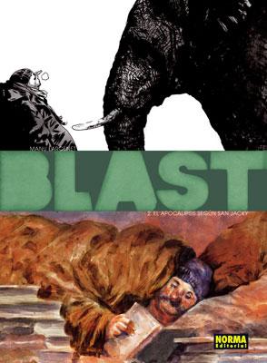BLAST 2. EL APOCALIPSIS SEGÚN SAN JACKY