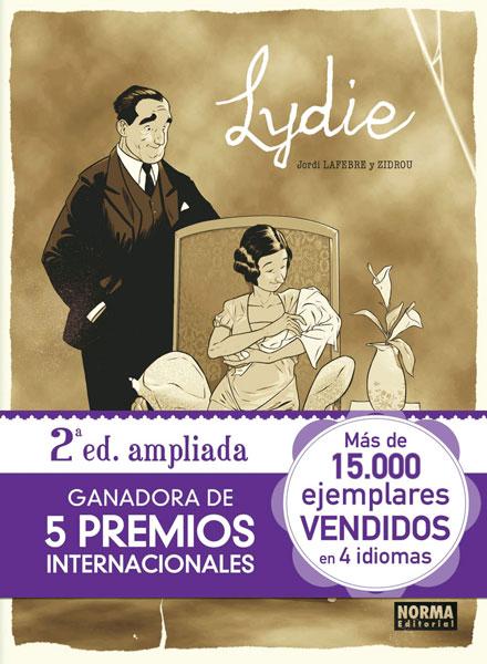 LYDIE (ED. AMPLIADA)