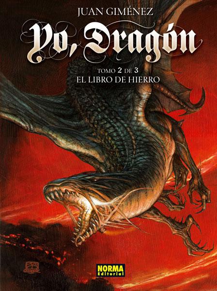 YO, DRAGÓN 2. EL LIBRO DE HIERRO