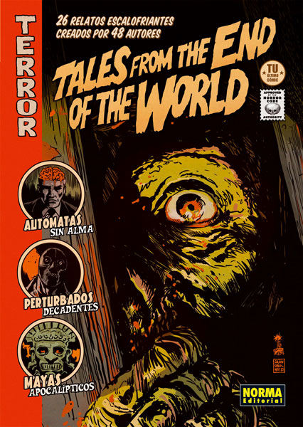 TALES FROM THE END OF THE WORLD