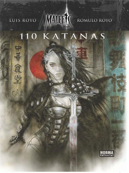 MALEFIC TIME 2. 110 Katanas