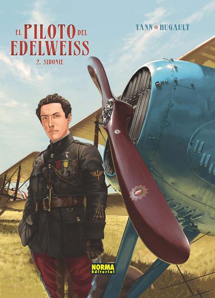 EL PILOTO DEL EDELWEISS 2. Sidonie