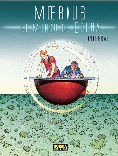 EL MUNDO DE EDENA. Edición Integral