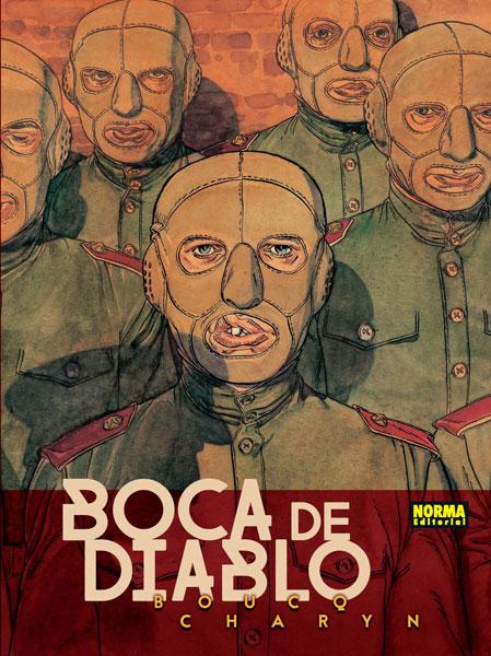 BOCA DE DIABLO