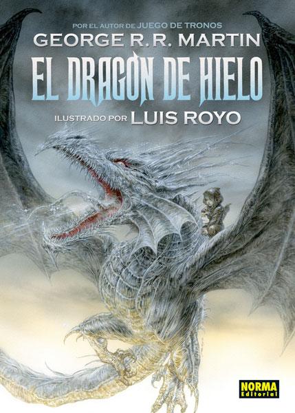 DRAGÓN DE HIELO