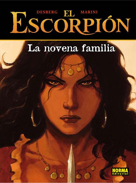 EL ESCORPIÓN 11. LA NOVENA FAMILIA (CARTONÉ)