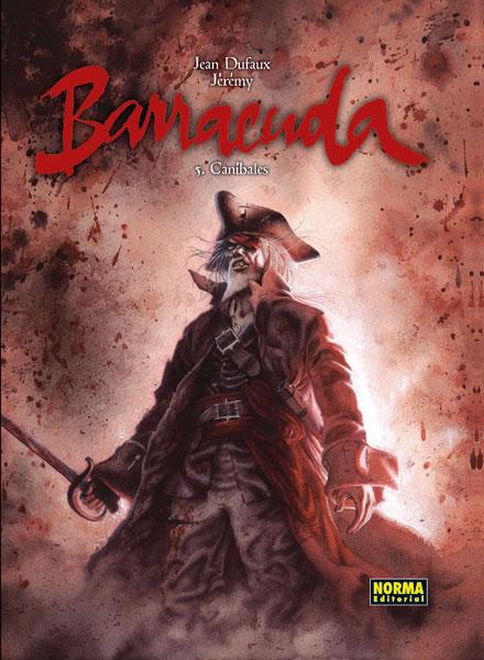 BARRACUDA 5. CANÍBALES