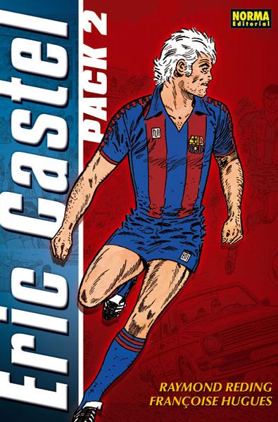 ERIC CASTEL. Pack 2 (Vol. 8 al 15) (Català)